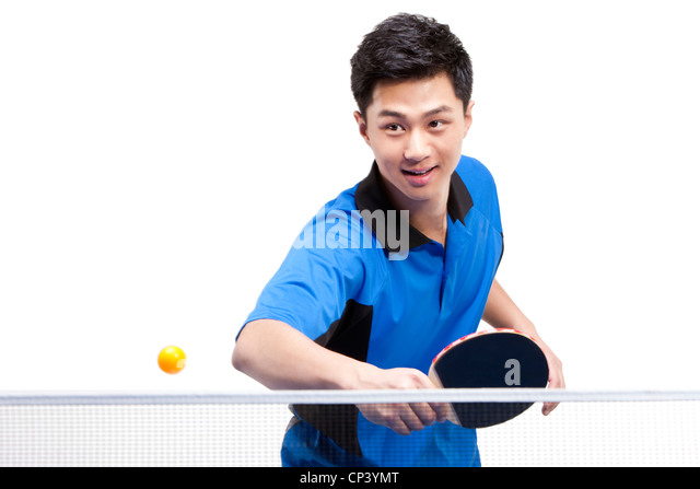 Table tennis players images