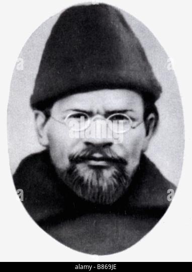 Mikhail Ivanovitch Kalinin - Stock Image