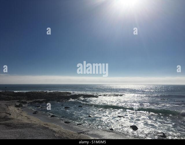 Sea Point, Cape Town (South Africa) - Stock Image