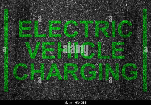 New Chevrolet Volt Marion >> Car Charging Area Stock Photos & Car Charging Area Stock Images - Alamy