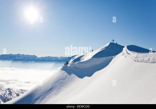 Schmittenstein, Austria - Stock Image