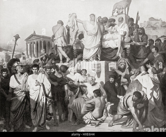 mark antony s funeral oration Come i to speak in caesar's funeral he was my friend, faithful and just to me: but brutus says he was ambitious and brutus is an honorable man.