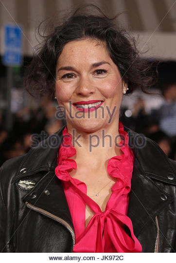 Heather Goldenhersh. Universal Pictures film premiere for Hail, Caesar! at the Regency Village Theatre, Westwood, - Stock Image