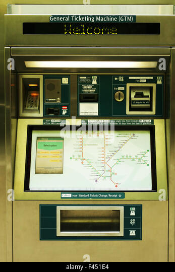 db ticket automat