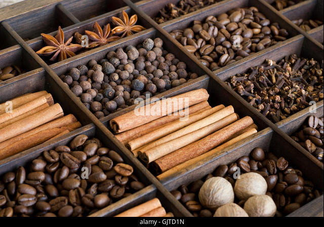 spice - Stock Image