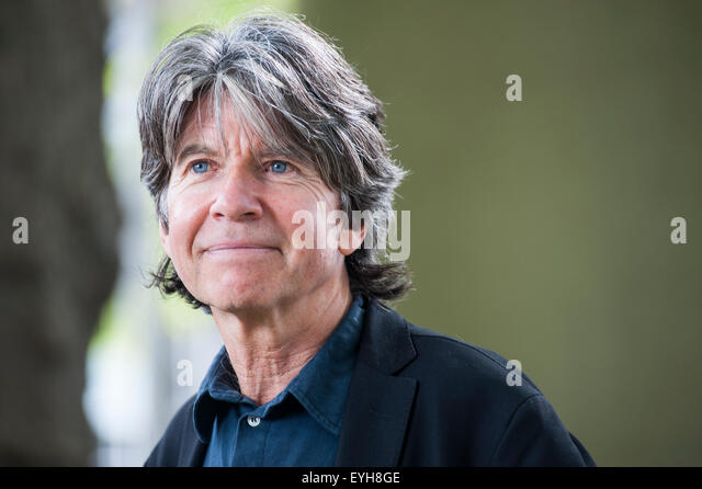 Writer and illustrator of children's books, Anthony Browne, appearing at the Edinburgh International Book Festival. - Stock Image