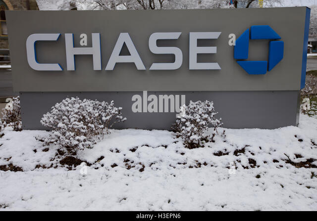 Chase Bank in Stamford, Stamford, USA  New York - March 21: Chase Bank branch in Stamford, United States America. - Stock Image
