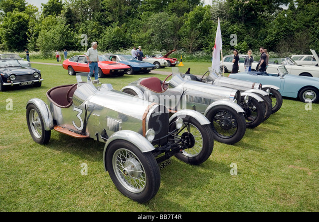 Wallingford Vintage Car Rally