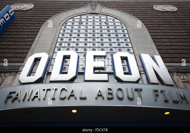 Odeon Cinema, Covent Garden, West End, London, England, United Kingdom - Stock Image