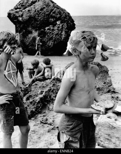 An analysis of peter brooks directed film lord of the flies