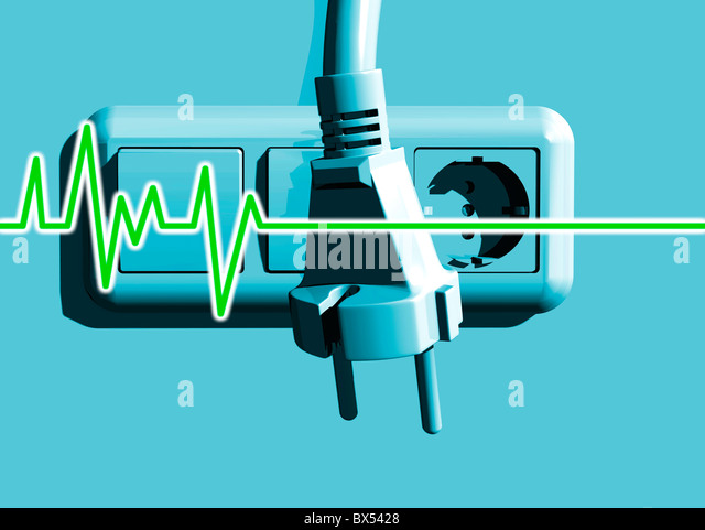 Euthanasia, conceptual artwork - Stock Image