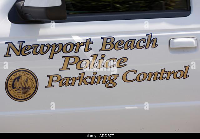 City Of Newport Beach Parking Enforcement