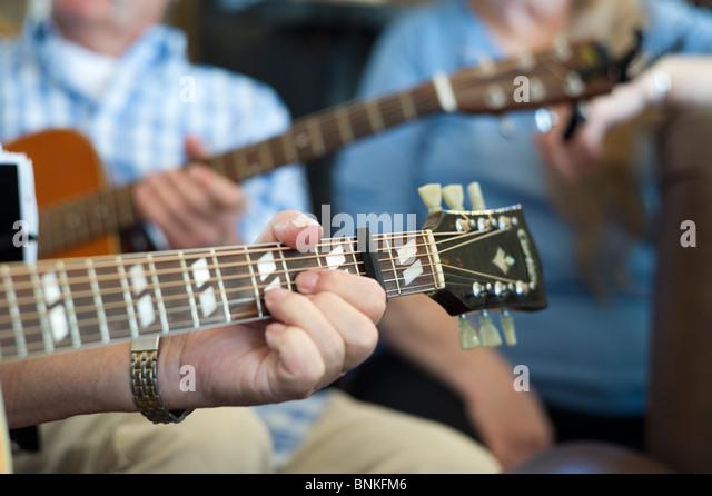 Folk Guitar Stock Photos u0026 Folk Guitar Stock Images - Alamy
