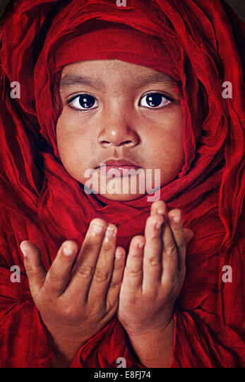 Portrait of child (2-3) - Stock-Bilder