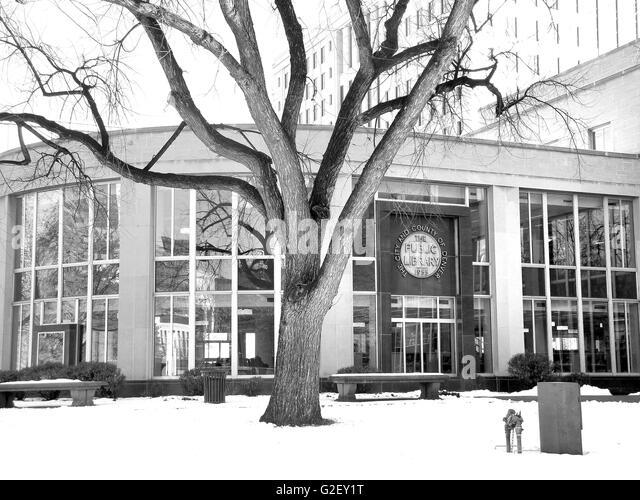 Denver Colorado Black and White Stock Photos & Images - Alamy - photo#28