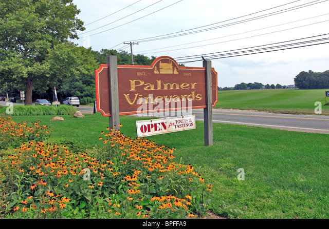 Palmer Winery Long Island