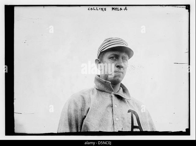 [Eddie Collins, Philadelphia, AL (baseball)] (LOC) - Stock Image