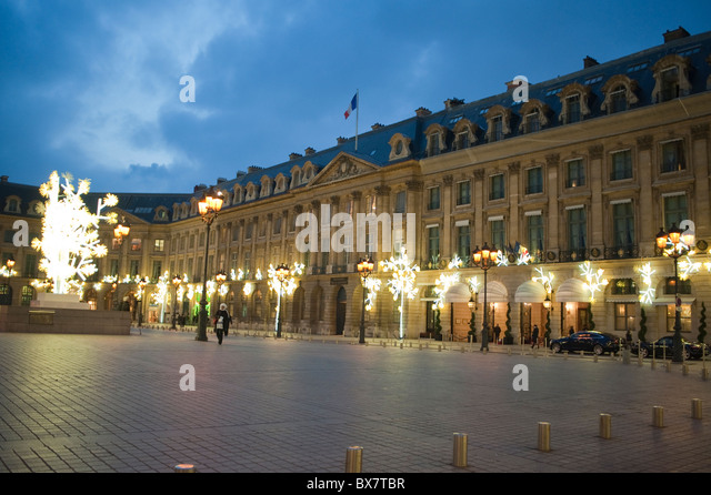 Ritz paris stock photos ritz paris stock images alamy for Luxury hotels paris france
