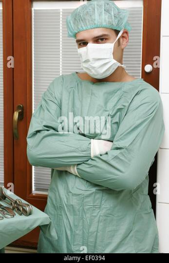Mundschutz Krankenhaus