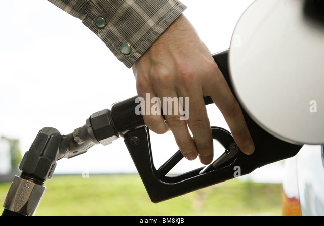 Refueling - Stock Image