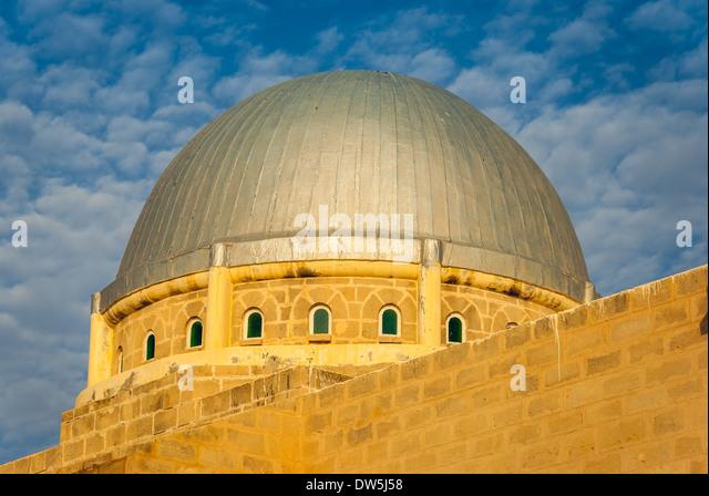 The Great Mosque of Mahdia, Tunisia - Stock Image