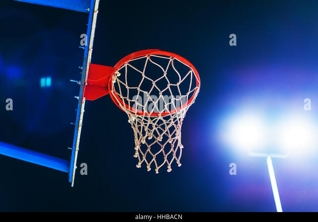 Outdoor Basketball Court Stock Photos Outdoor Basketball