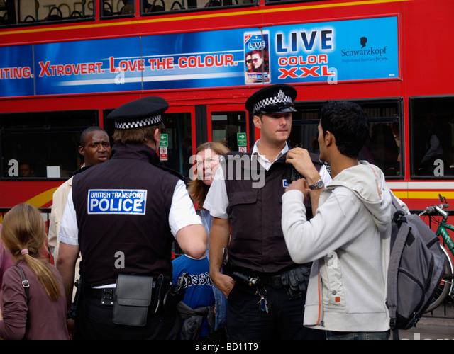 British transport police uk stock photos british - British transport police press office ...