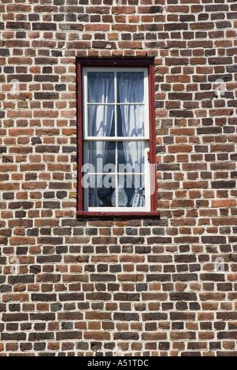 Brick Curtains Stock Photos & Brick Curtains Stock Images
