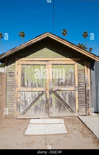 L.A. Beach hut Venice Beach - Stock-Bilder