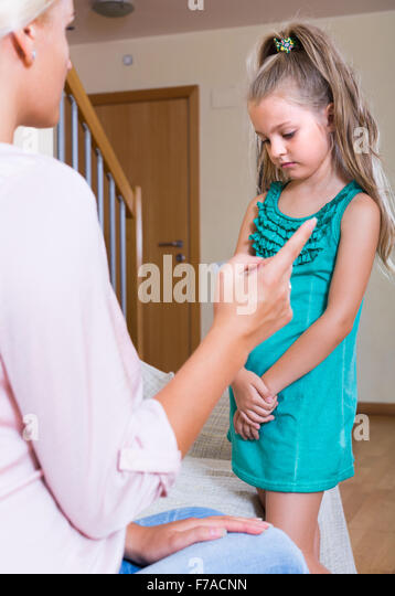 They strict spanking Mother like