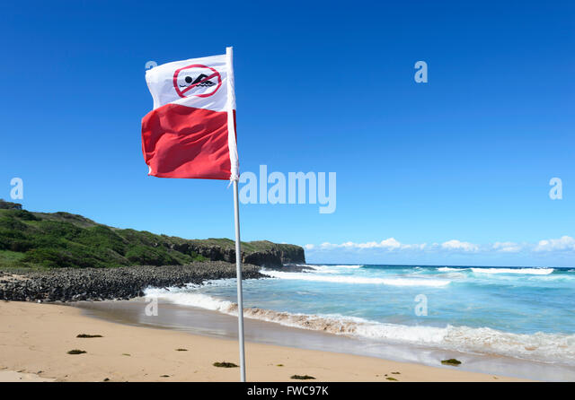 Safety Sign Beach Stock Photos Safety Sign Beach Stock Images Alamy