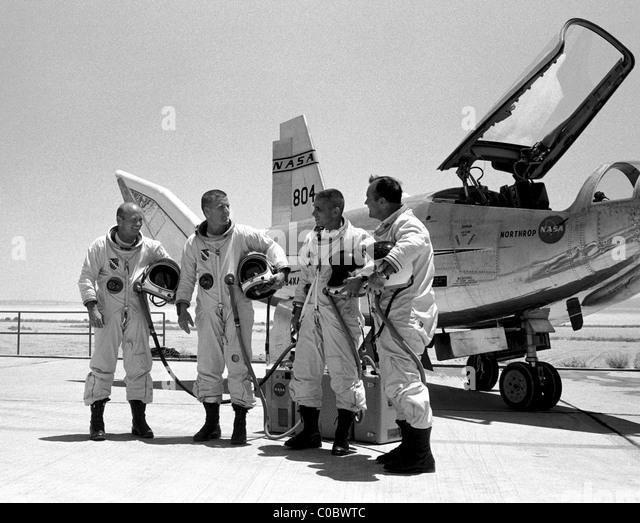 Northrop HL-10 heavyweight lifting body aircraft. - Stock Image