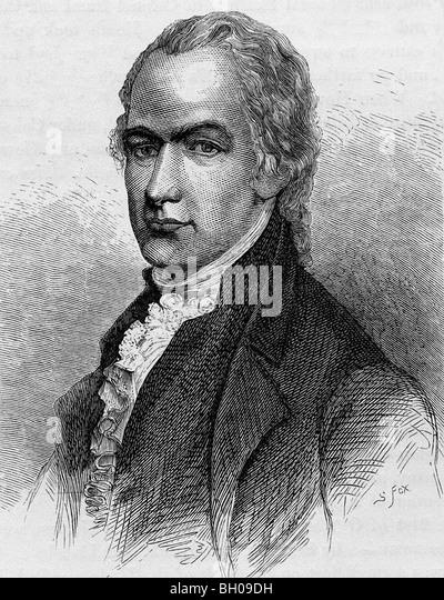 A Biography of Alexander Hamilton (1755-1804)