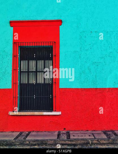 Colorful Mexico - Stock Image
