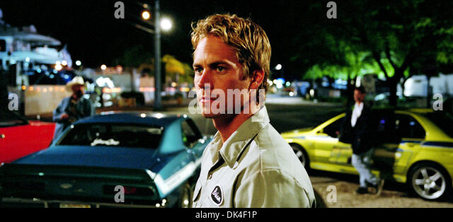 Nov. 30, 2013 - File - PAUL WALKER, an actor perhaps best known for his roles in the 'Fast and Furious' - Stock Image