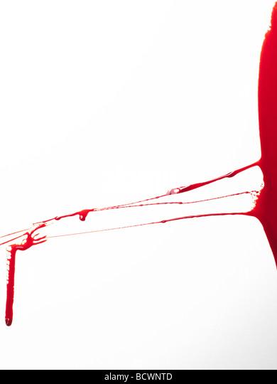 blood 6 - Stock-Bilder