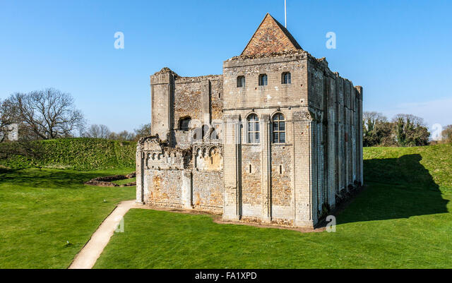 Castle Rising Norfolk Stock Photos & Castle Rising Norfolk