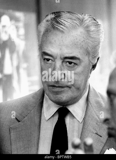 VITTORIO DE SICA FILM DIRECTOR (1971) - Stock Image