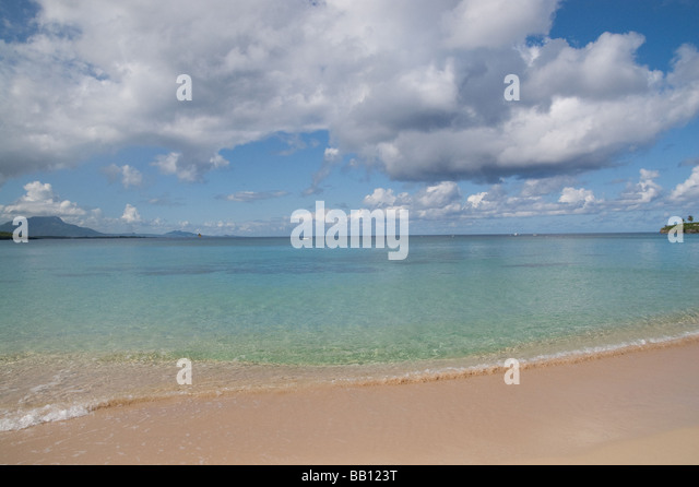 Sosua Beach, Dominican Republic - Stock Image