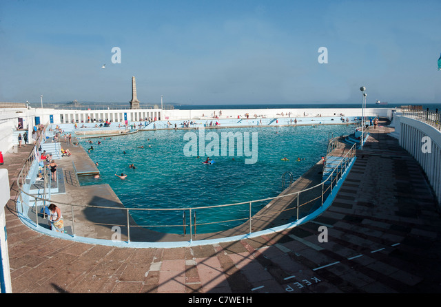 Open Air Jubilee Swimming Pool Stock Photos Open Air Jubilee Swimming Pool Stock Images Alamy