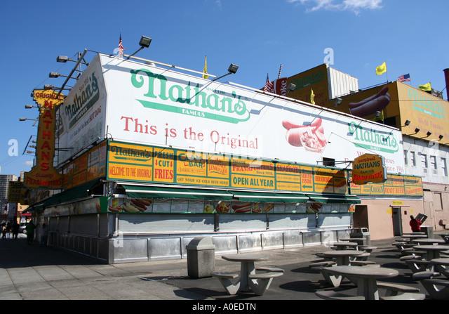 Coney Island Hot Dogs Miami Restaurant S