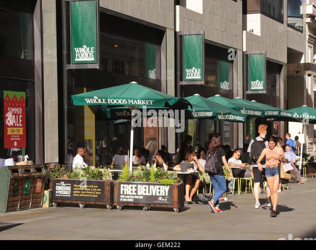 Whole Foods Richmond Giant Street