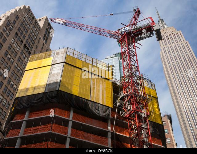 empire state building construction pdf