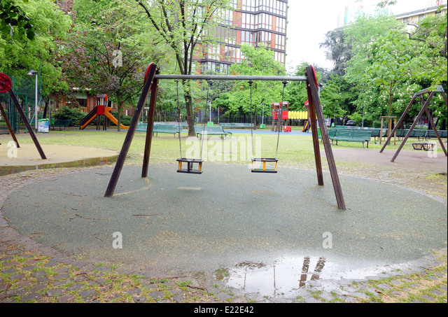 City Park Of Milan Stock Photos & City Park Of Milan Stock ...
