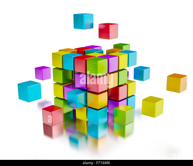 Business teamwork internet communication concept - Stock Image