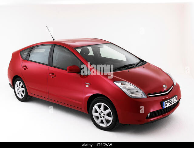 2006 Toyota Prius Hybrid Artist: Unknown. - Stock Image