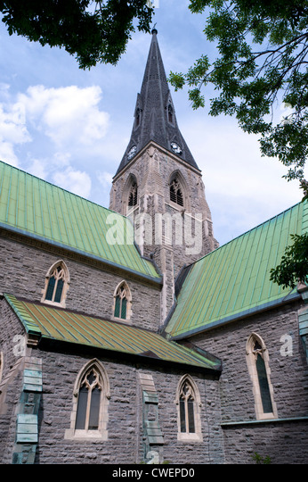 Christ Church Cathedral Canada Stock Photos Amp Christ