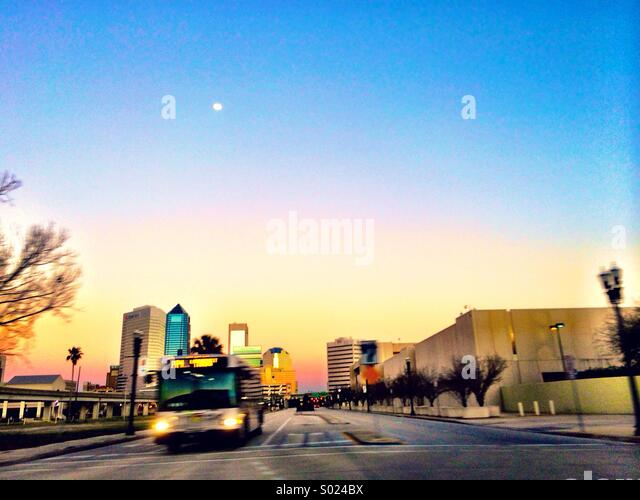 City Bus - Stock Image