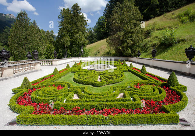 Flowerbeds Stock Photos Flowerbeds Stock Images Alamy