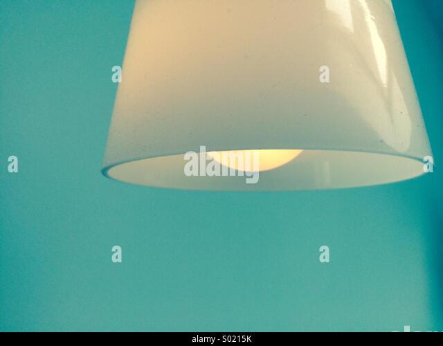 retro light - Stock Image